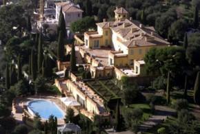 Villa Leopolda una mansión de 500 millones de euros