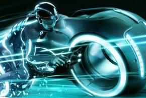 ¡¡¡La moto de Tron Legacy es real!!!