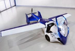 Aeromobil 3.0: nuevo prototipo del automóvil volador