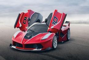 Ferrari presenta su nuevo modelo, solo para competición