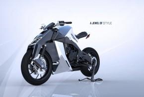 Feline One: la única motocicleta de su estilo