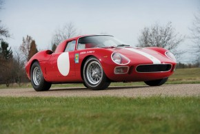 Ferrari 250 LM 1964 Vendido Por 9.6 Millones de dólares