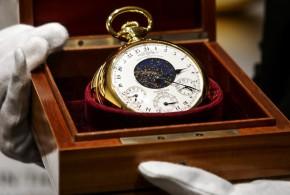 Un reloj de bolsillo se vende por poco más de 17 millones de euros