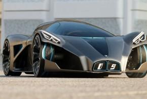 BMW i9 un nuevo concept, diseñado por Carlos Aliaga Pastor