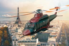 Bell 525 Relentless entramos dentro de este lujoso helicóptero