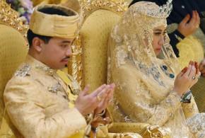 Abdul Malik, El Hijo Menor Del Sultán de Brunéi Celebra Su Boda