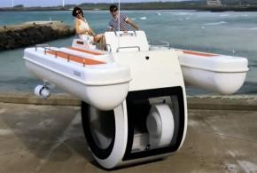 EGO: Semi-Submarino Eléctrico Personal