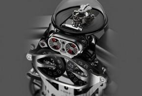Melchior: MB&F celebra Su 10º Aniversario Con Este Robot-Reloj