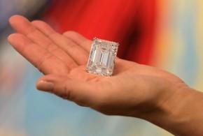 Diamante De 100 Quilates Vendido Por $22 Millones