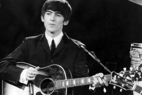 Guitarra de George Harrison se subastada por 490 mil dólares