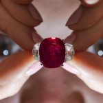 BRITAIN-AUCTION-LUXURY-RUBY